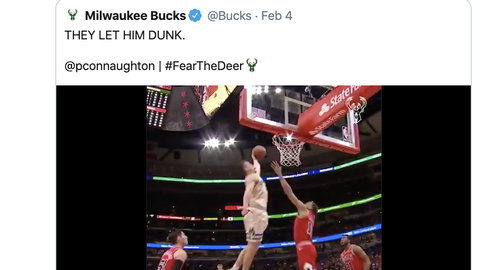 Pat Connaughton, Bucks guard