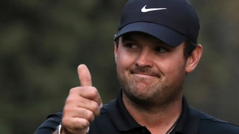 <p>               Patrick Reed of the United States gives the thumbs up after winning the WGC-Mexico Championship golf tournament, at the Chapultepec Golf Club in Mexico City, Sunday, Feb. 23, 2020. (AP Photo/Fernando Llano)             </p>