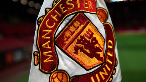 <p>               One of the corner flags on the pitch as final preparations are made for the upcoming English League Cup semifinal first leg soccer match between Manchester United and Manchester City and at Old Trafford, Manchester, England,Tuesday, Jan. 7, 2020. (AP Photo/Jon Super)             </p>