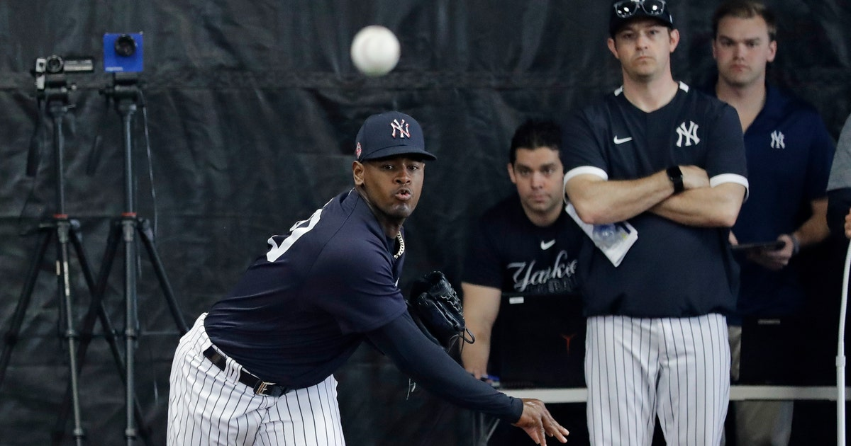 Yankees' Severino frustrated by being shut down again