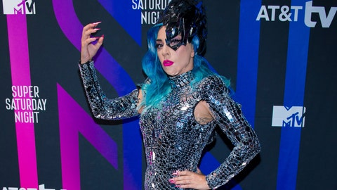 <p>               Lady Gaga attends theAT&T TV Super Saturday Nightat Meridian on Island Gardens in Miami on Saturday, Feb. 1, 2020, in Miami , Fla. (Photo by Scott Roth/Invision/AP)             </p>