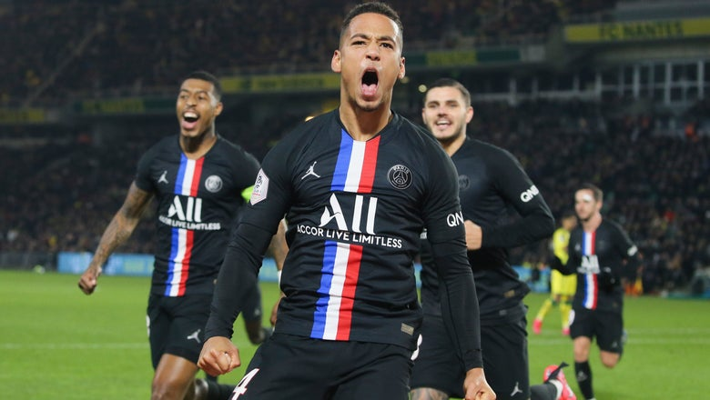 PSG beats Nantes 2-1 to move 15 points ahead; Lille wins
