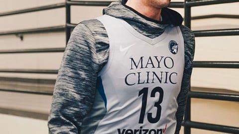 Ryan Saunders, Timberwolves head coach (via @Timberwolves)