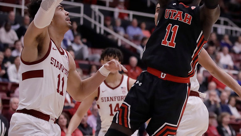 Terry scores 27 to lead Stanford past Utah 70-62
