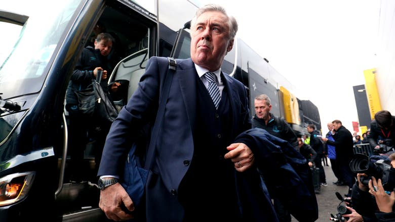Ancelotti effect kicking in at in-form Everton