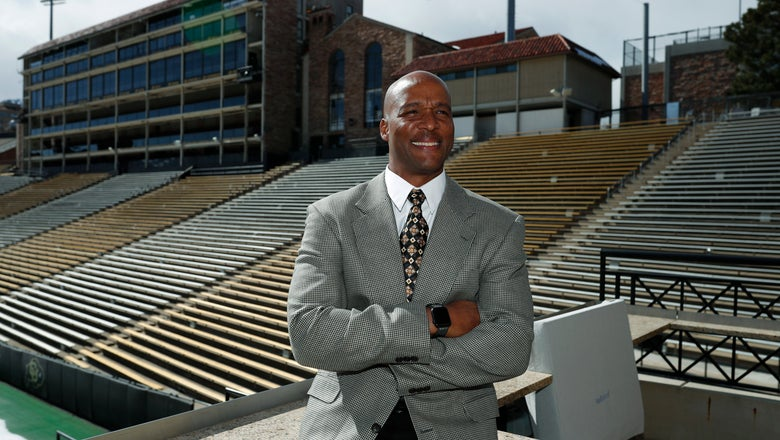 Homecoming: Karl Dorrell returns to Boulder as head coach