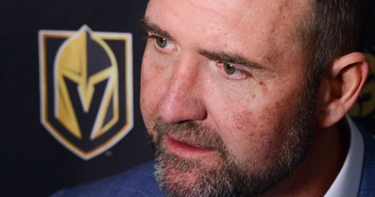 Detail-oriented DeBoer hoping to get Vegas back in playoffs