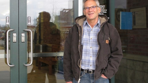 <p>               FILE - This April 26, 2016 file photo shows author Jon Krakauer in Bozeman, Mont.  The educational records of a star University of Montana quarterback accused of rape will remain confidential after the Supreme Court declined to get involved in the case brought by author Jon Krakauer.  (AP Photo/Matt Volz)             </p>