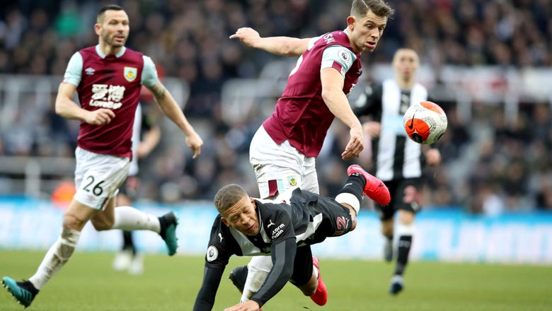 Newcastle held scoreless again in 0-0 draw with Burnley