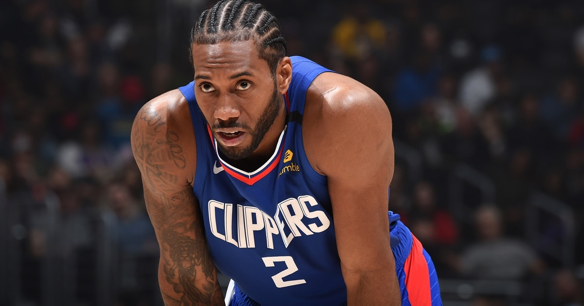 Nick Wright: Kawhi Leonard is feeling the pressure to lead Clippers to playoffs (VIDEO)