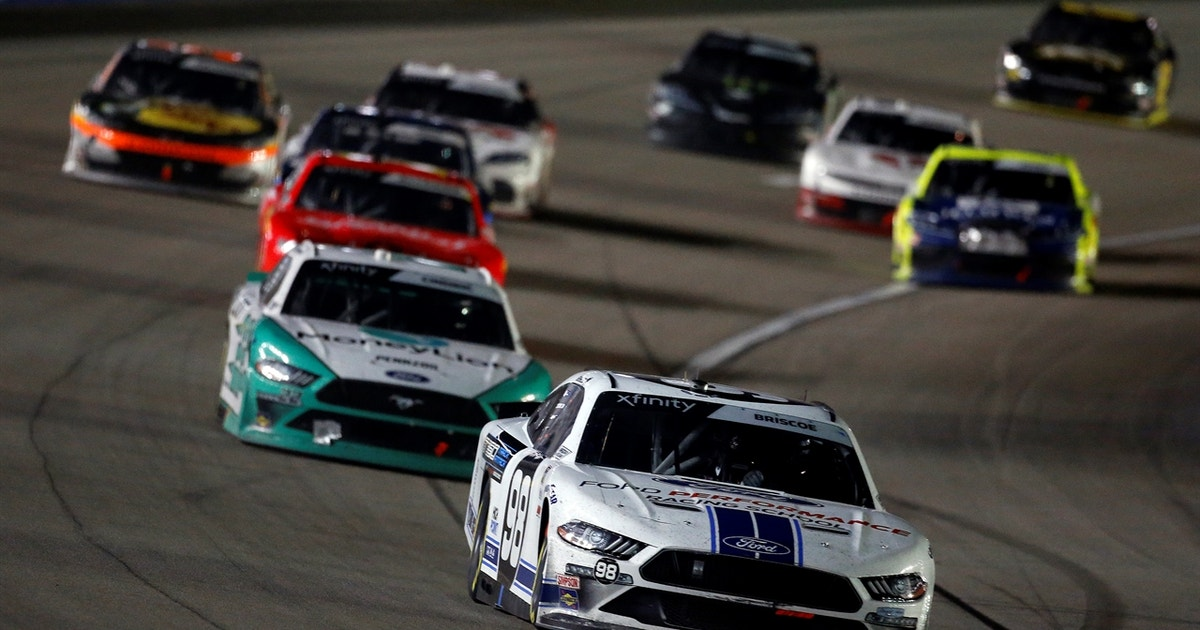 HIGHLIGHTS: Boyd Gaming 300 at Las Vegas Motor Speedway (VIDEO)