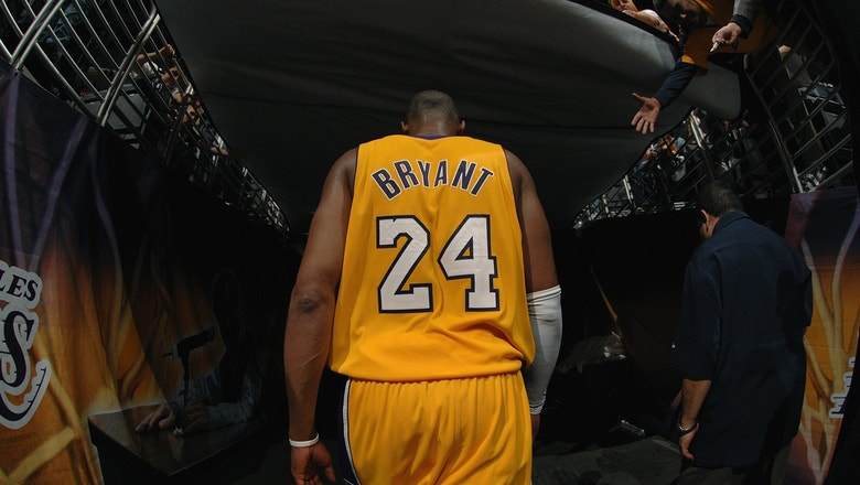 BJ Armstrong: 'Kobe's death still feels like an unreal moment every time I think of it'