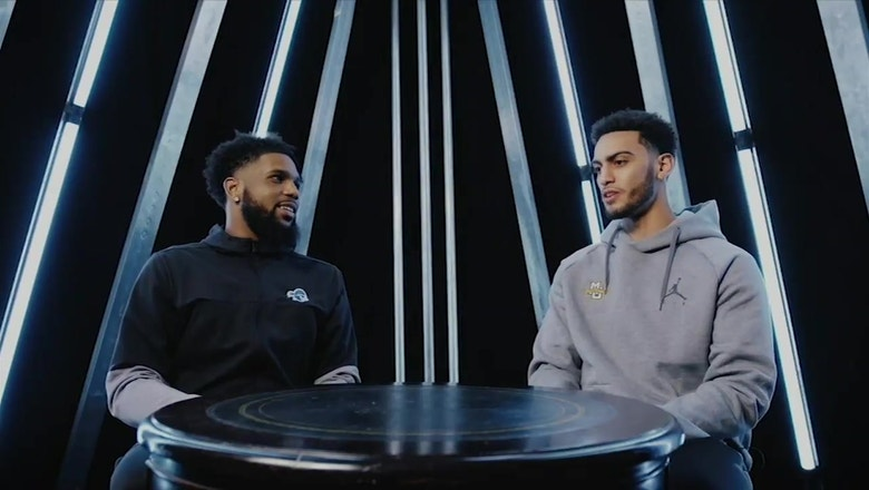 Markus Howard, Myles Powell reflect on unique friendship on and off the court