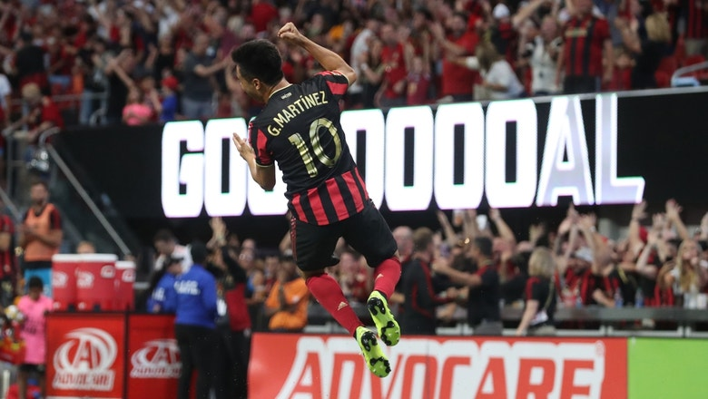 Alexi Lalas: Pity Martinez is a player 'Atlanta needs to be successful'