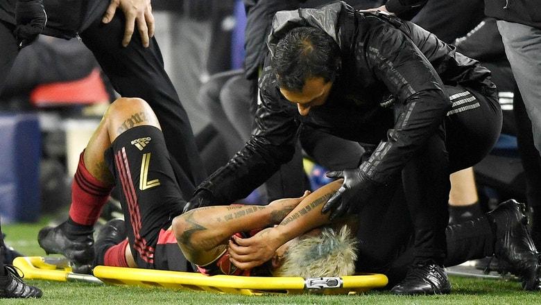 Alexi Lalas, Stu Holden break down what Josef Martinez injury means for Atlanta United