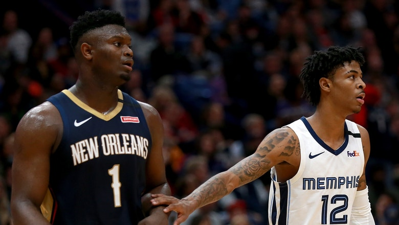 Shannon Sharpe: Zion has missed too many games to beat out Ja Morant for Rookie of the Year