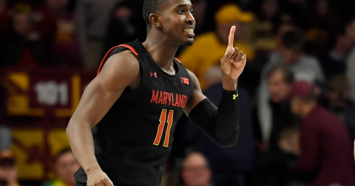 Terps close in on 1st Big Ten title, with Spartans next