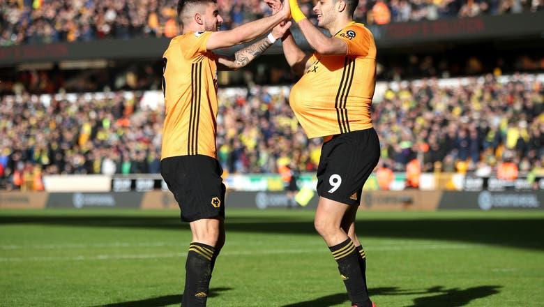 In-form Jota scores 2 as Wolves beats Norwich 3-0 in EPL