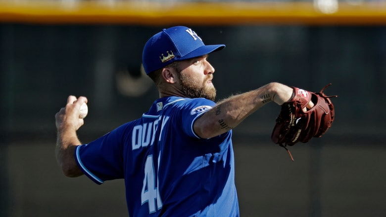 Duffy throws two scoreless innings, but Royals fall 10-6 to Athletics