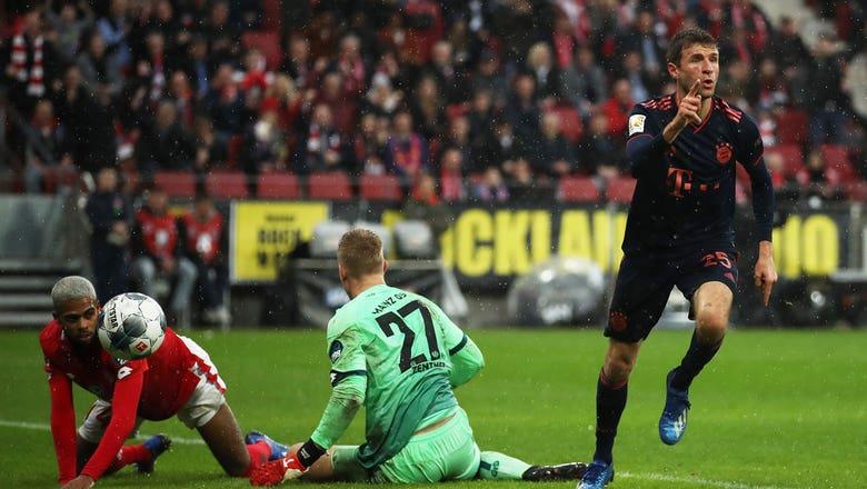 FSV Mainz 05 vs. Bayern Munich | 2020 Bundesliga Highlights