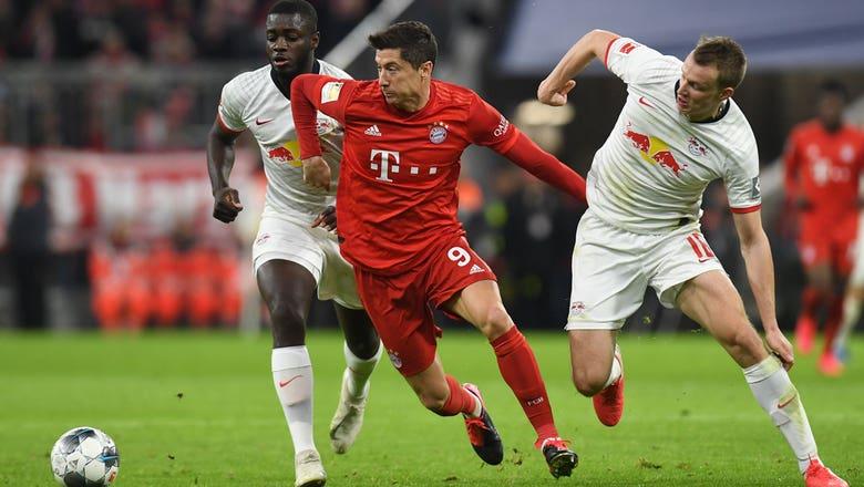 Bayern Munich vs. RB Leipzig | 2020 Bundesliga Highlights