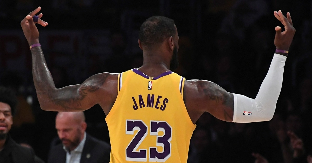 Colin Cowherd: 'Last night was a flex' for the greatest Swiss Army knife in basketball history — LeBron James (VIDEO)