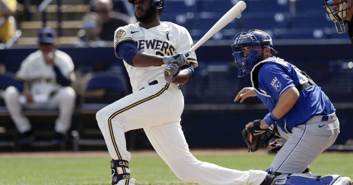 Healthier Lorenzo Cain ready to get back to work with Brewers