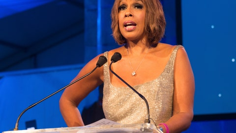 """<p>               FILE - This July 16, 2016 file photo shows """"CBS This Morning"""" host Gayle King speaking at the 2016 Art For Life Benefit in Water Mill, N.Y. In the wake of a social media backlash, King says she is embarrassed and angry with how the network promoted part of her interview with WNBA star Lisa Leslie that concerned the late Kobe Bryant. A video clip distributed on CBS News' social media accounts, taken from a wide-ranging """"CBS This Morning"""" interview that aired Tuesday, Feb. 4, 2020, focused on Leslie addressing a sexual assault charge that had been brought against Bryant and dismissed. In the interview, King asked Leslie whether Bryant's legacy had been complicated by the assault case. Leslie said it hasn't, and called on the media to be more respectful of Bryant's memory. Bryant was killed in a helicopter crash on Jan. 26. (Photo by Scott Roth/Invision/AP, File)             </p>"""