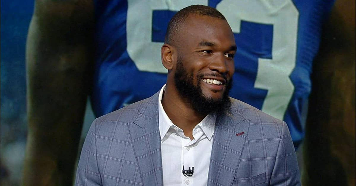 Indianapolis Colts' Darius Leonard shares his reaction to Andrew Luck's retirement: 'It was shocking' (VIDEO)