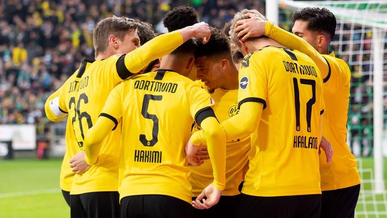 Werder Bremen vs. Borussia Dortmund   2020 Bundesliga Highlights