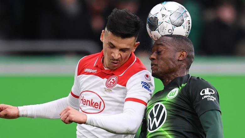 VfL Wolfsburg vs. Fortuna Dusseldorf | 2020 Bundesliga Highlights