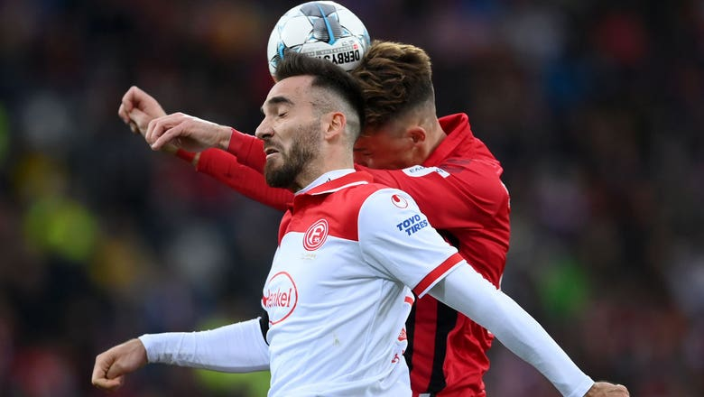 SC Freiburg vs. Fortuna Dusseldorf | 2020 Bundesliga Highlights