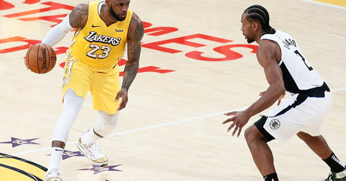 LeBron and Kawhi face a unique pressure to deliver a title to Los Angeles