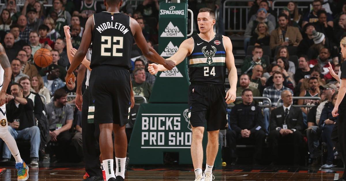 NBA restart scrimmage schedule set for Bucks