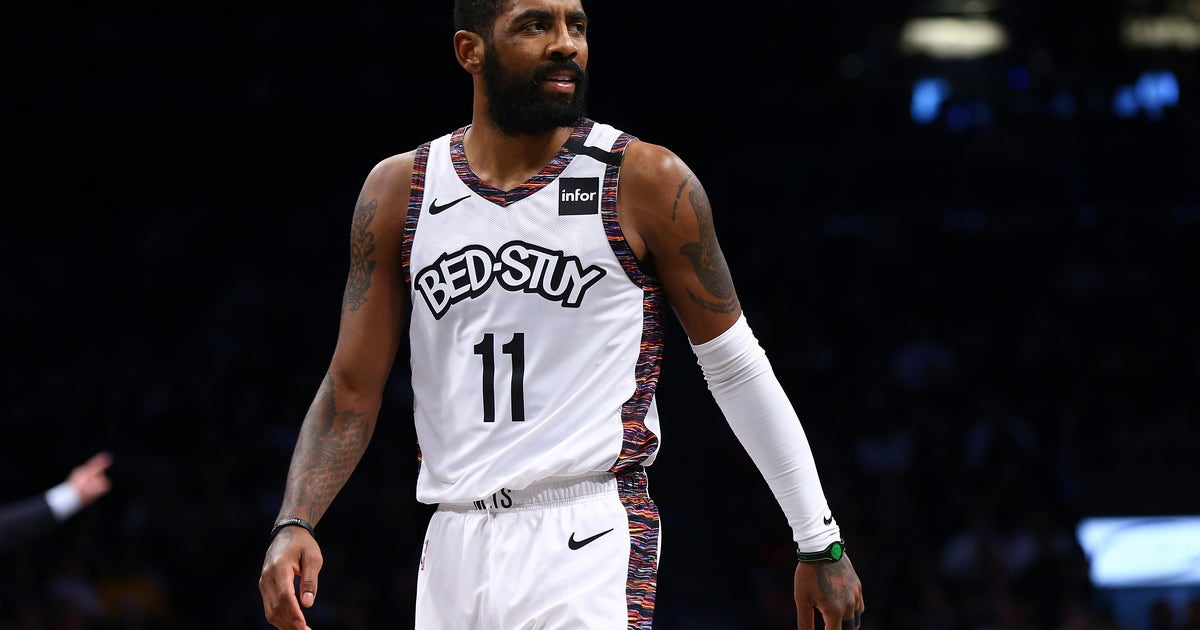 Kyrie Irving's season is over, and now, there are concerns about his future