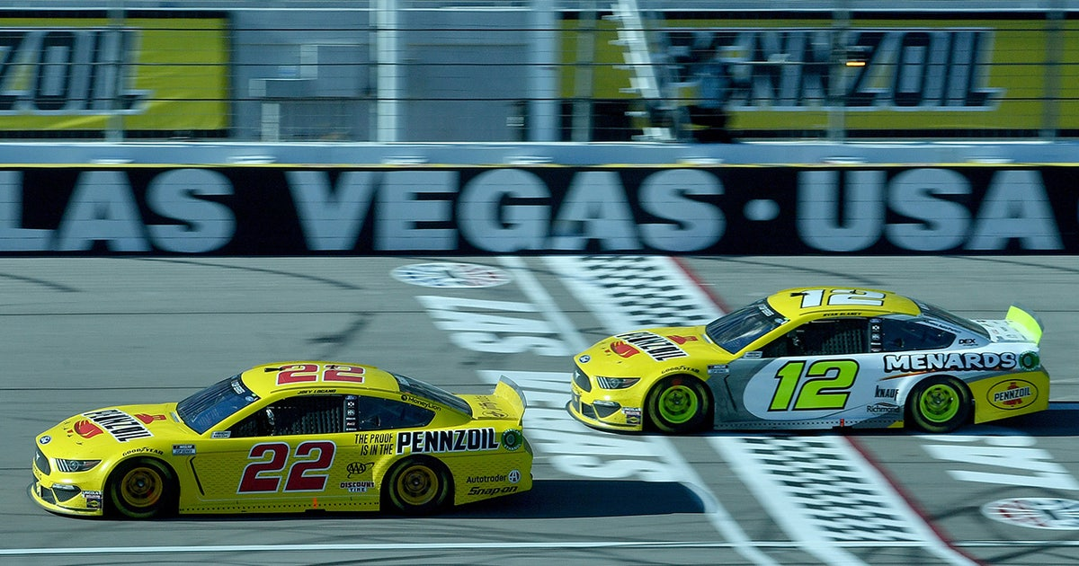 Ryan Blaney and industry race on amid impact of Ryan Newman wreck