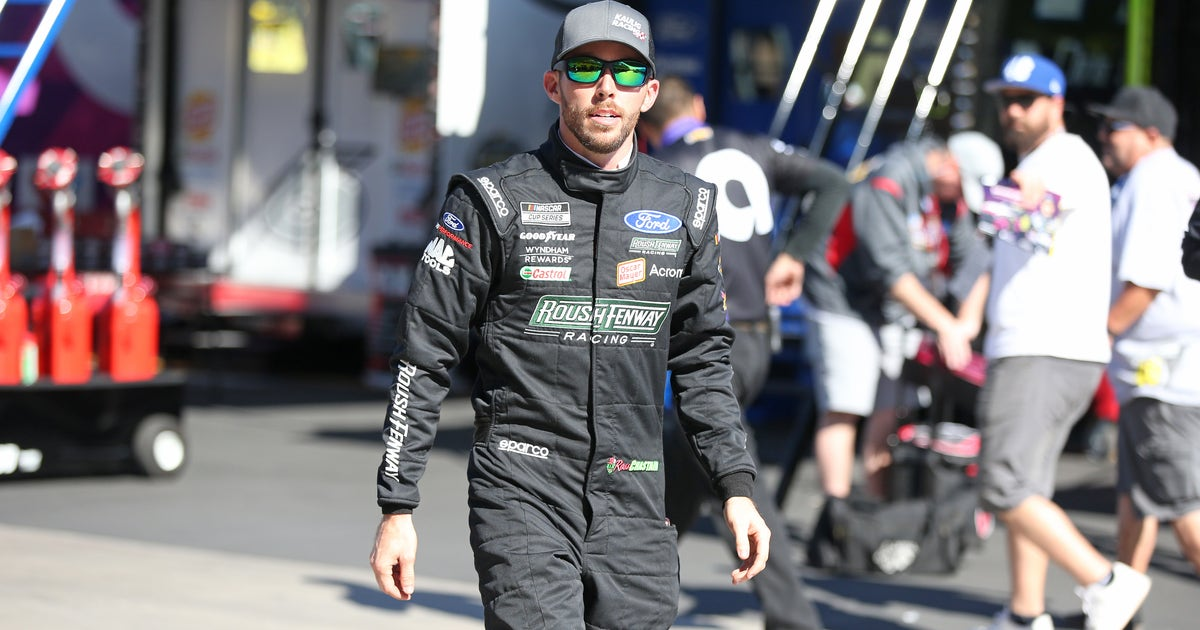 Chastain cherishes racing for Ryan Newman at Las Vegas