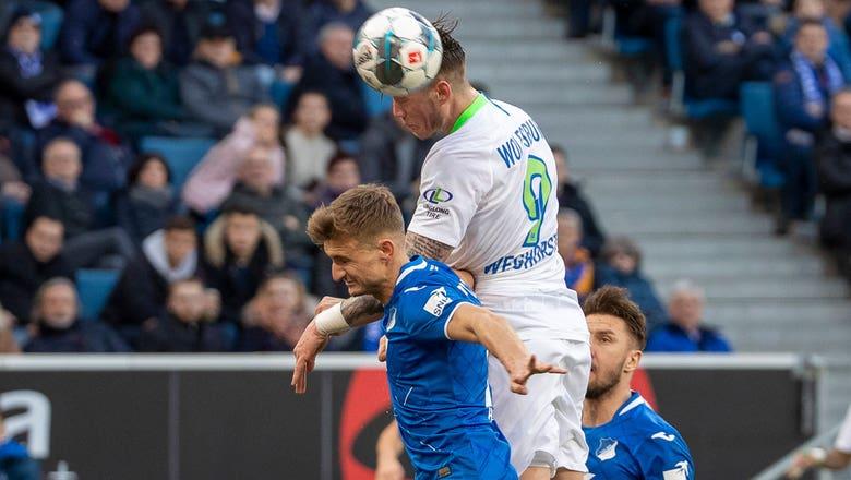 1899 Hoffenheim vs. VfL Wolfsburg | 2020 Bundesliga Highlights