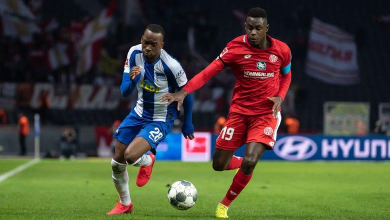 Hertha BSC Berlin vs. FSV Mainz 05 | 2020 Bundesliga Highlights