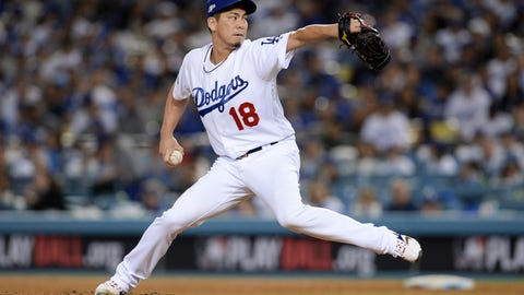 Twins acquire pitcher Kenta Maeda as part of three-team trade