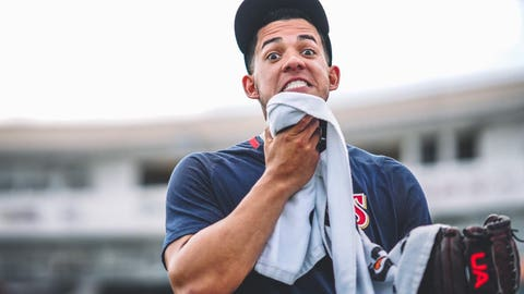 Jose Berrios, Twins starting pitcher