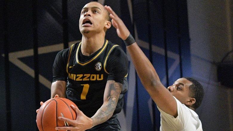 Missouri earns first SEC road win, 61-52 over Vanderbilt