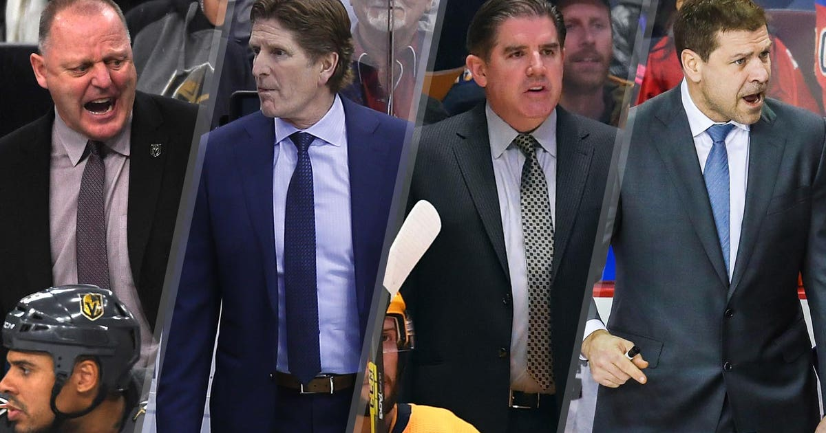 Potential choices for the new Minnesota Wild head coach