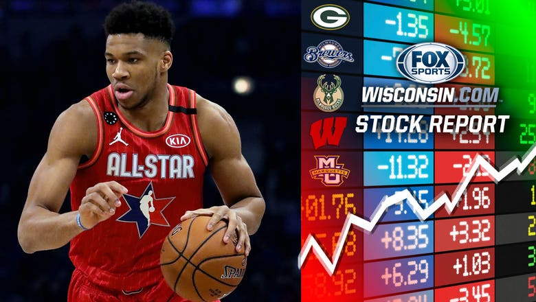 Bucks' Antetokounmpo has first 'dad moment' at All-Star weekend