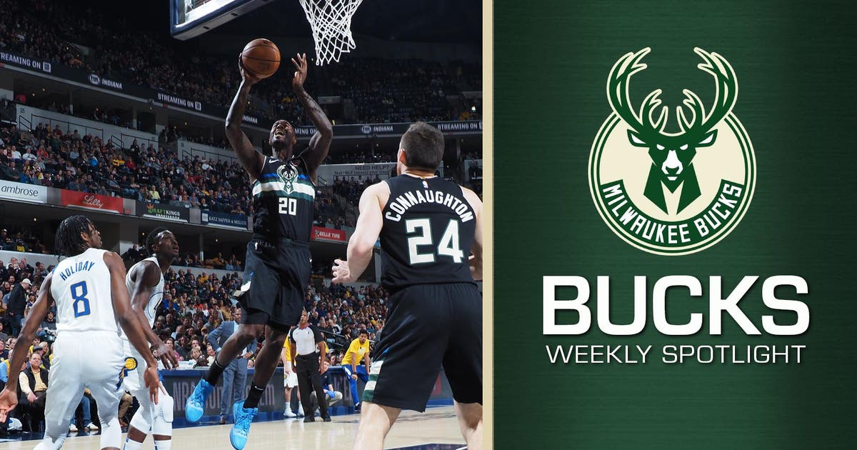 Williams quickly establishes himself as a 'plus' for Bucks