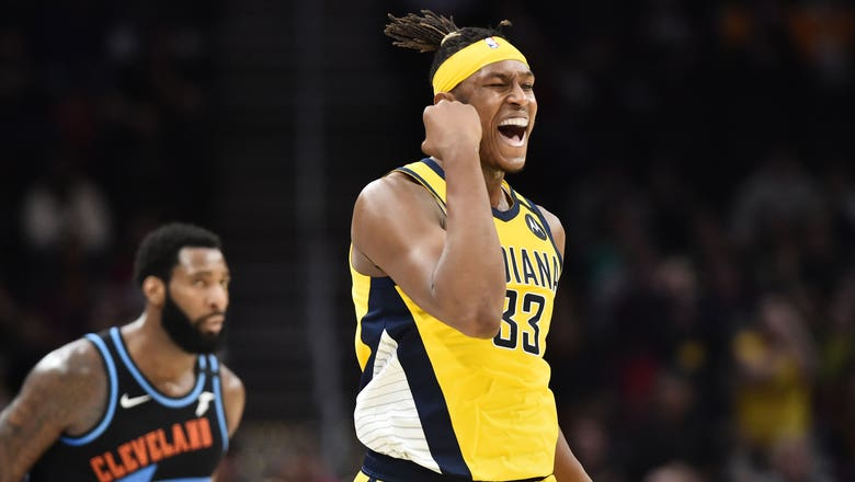 Pacers prevail in back-and-forth battle with Cavaliers, 113-104