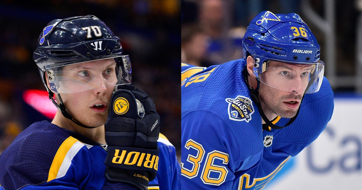 Blues activate Sundqvist from IR, assign Brouwer to San Antonio