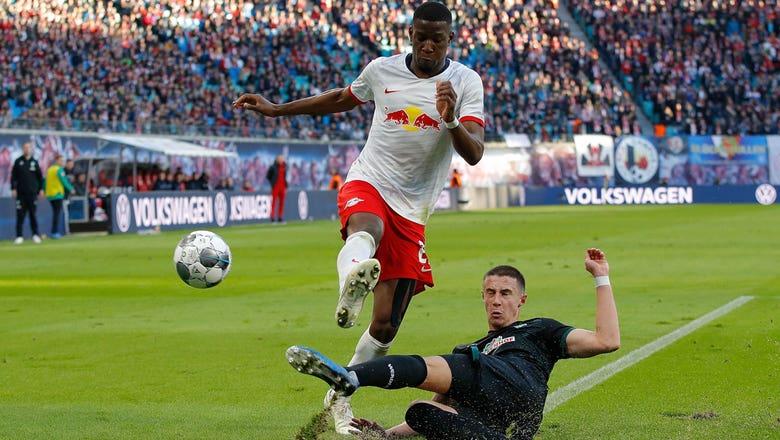 RB Leipzig vs. Werder Bremen | 2020 Bundesliga Highlights