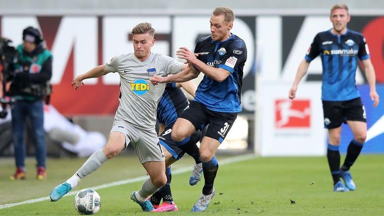 SC Paderborn vs. Hertha BSC Berlin | 2020 Bundesliga Highlights