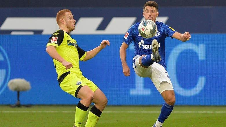 FC Schalke 04 vs. SC Paderborn | 2020 Bundesliga Highlights